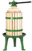 wine or fruit press